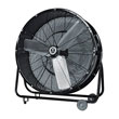 "TPI Commercial Direct Drive 36"" Standard Portable Blower Fan - CPB 36-D ES6475"