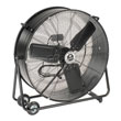 "TPI Commercial Direct Drive 30"" Swivel Portable Blower Fan - CPBS 30-D ES6476"