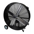 "TPI Commercial Belt Drive 42"" Portable Blower Fan - CPB42B ES6478"
