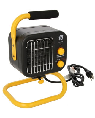 TPI 178 Series 120 Volt Ceramic Fan Forced Portable Heater - 178 TMC ES6485