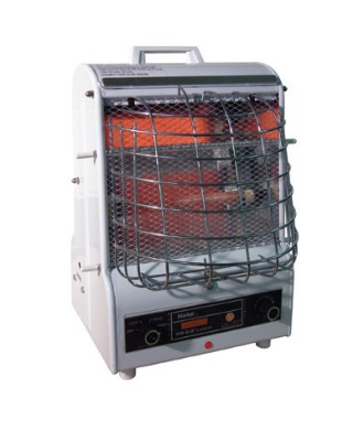 TPI 198 Series 120 Volt Radiant and Fan Forced Portable Heater - 198 TMC ES6486