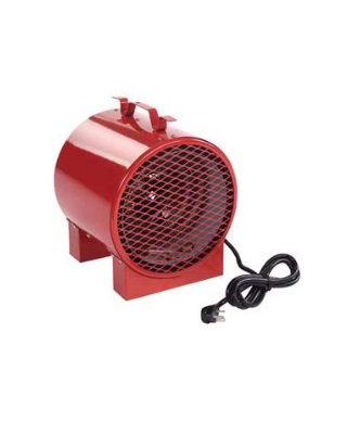 TPI ICH Series 240/208 Volt Construction Site/Utility Fan Forced Portable Heater - ICH-240C ES6504