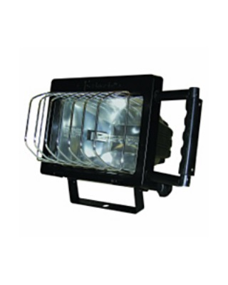 TPI Workstation Wall Mount Fan with Pivoting Arm - Optional Modular Lights - DKL-QH ES6594