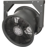 "TPI 24"" High Velocity Blower, Direct Drive, 1/2 HP, 120V, 1 PH - HV24120V ET12487"