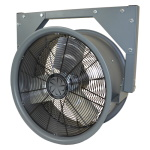 "TPI 30"" High Velocity Blower, Direct Drive, 1 HP, 120V, 1 PH - HV30120V ET12492"