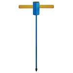 "T&T Tools Striking Head Probe - 3/8"" Round Rod (7 Sizes Available) ES8361"
