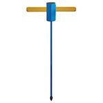 "T&T Tools Heavy-Duty Striking Head Probe - 1/2"" Round Rod (5 Sizes Available) ES8362"