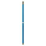 "T&T Tools 60 in Long 3/8"" Round Replacement Rod - TPR60 ET10104"