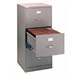 Ulrich Three-Drawer File Model 1174 ES548