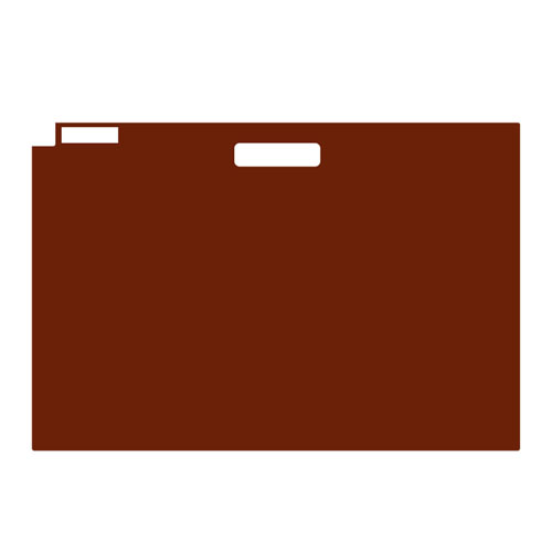"Ulrich Flat File Folders for 30"" x 42"" Documents F2"