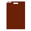"Ulrich Flat File Folders for 18"" x 24"" Documents D1.5 (Pack of 12 Folders) ES864"