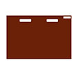 "Ulrich Planfile Folders for 30"" x 42"" Documents 9067 (Pack of 12 Folders) ES868"