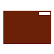 "Ulrich 12"" X 18"" Three Drawer Folders 29069 (Pack of 12 Folders) ES8964"