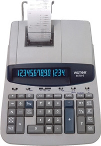 Victor Calculator 1570-6 Professional Calculator with Amortization ES1583