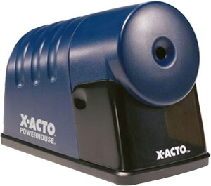 X-Acto PowerHouse Heavy-Duty Electric Pencil Sharpener 1792