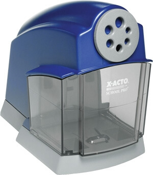 X-Acto School Pro Electric Pencil Sharpener 1670