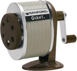 Sanford Giant Pencil Sharpener AP806 ES1091