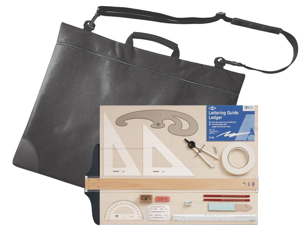 Alvin SD505 Drawing Kit ES1093
