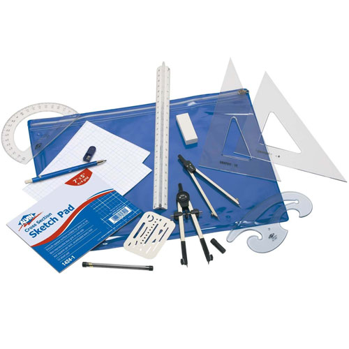 Alvin BDK-1E Engineers Drafting Kit ES1094