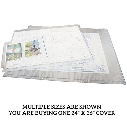 Alvin 24 x 36 clear vinyl blueprint cover acp36 engineersupply condition new malvernweather Choice Image