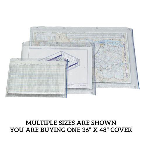 Alvin 36 Quot X 48 Quot Clear Vinyl Blueprint Cover Acp48