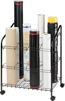 Alvin Wire Bin Roll File Wrf55 Drawing Storage