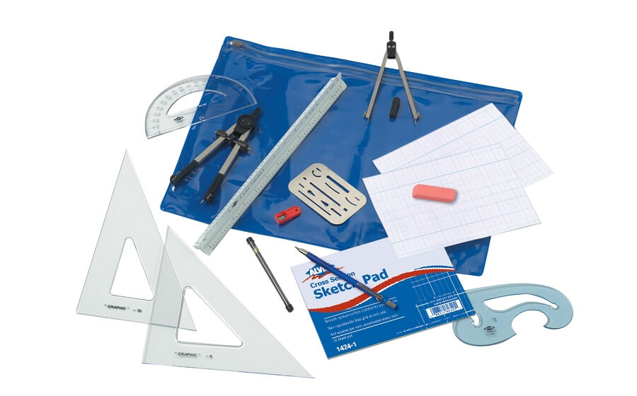 Alvin Bdk 1md Mechanical Drafting Kit Engineersupply