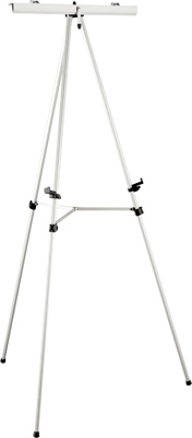Alvin Aluminum Easel with Flipchart Holder ATA-3 ES2490