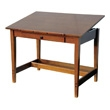 "Alvin Vanguard 42"" W x 28"" D Drawing Table VAN42 ES4615"