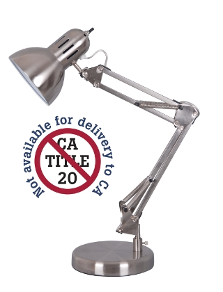Alvin Architect Desk Lamp (Item# FD206ST) ES4929