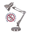 Alvin Architect Desk Lamp FD206ST ES4929