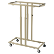 Alvin Mobile Blueprint Rack12 Clamp Capacity - BPR059-12 ES5364