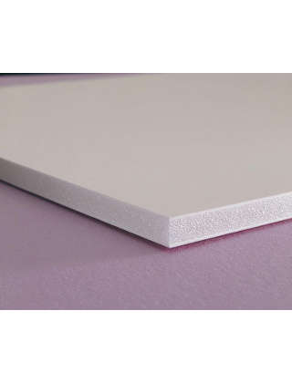 "Elmers 20""x30"", 1/2"" Thick Foam Board, White, 25 Sheets - 90398 ES5386"