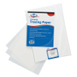 Alvin Traceprint Tracing Paper 50-Sheet Pad (2 Sizes Available) ES5388