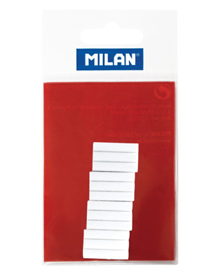 Alvin Milan Battery Powered Eraser White Refills LPM10059
