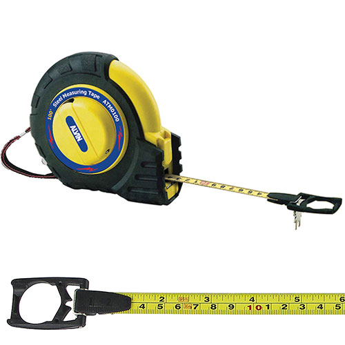 Alvin 100' Speedy Rewind Tape Measure ATM0100 ES604