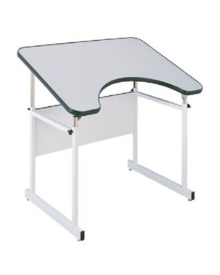 Alvin REFLEX 4 4 Post Reflex Table White Base