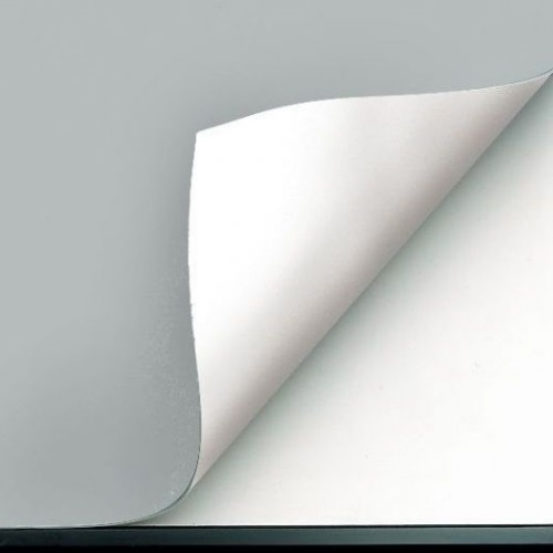 Alvin Vyco Gray/White Vinyl Drawing Board Cover - Sheet (11 Sizes Available)