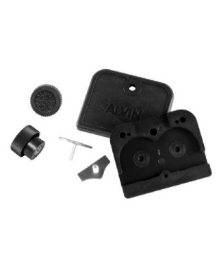 Alvin SEK15 - Straightedge Replacement End Cap Kit ES7211
