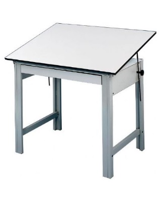 Alvin Compact Drawing Table - DM48CT