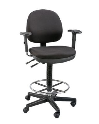 Alvin DC577-40 - Zenith Drafting Chair ES7284