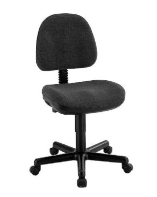 Alvin Premo Ergonomic Chair - Office Height (3 Colors Available)