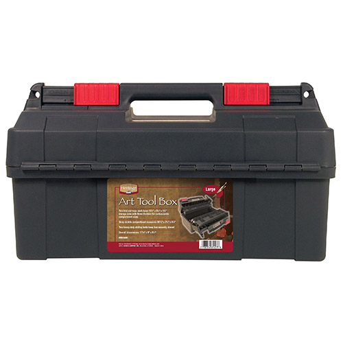 Alvin HPB1809 - Heritage Arts Large Art Tool Box ES7304