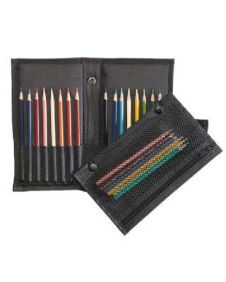 Alvin PB12 - Heritage Arts Easy Pack and Go Traveler Pencil and Brush Holder ES7310