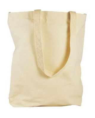 Alvin Heritage Arts Natural Canvas Tote Bag (3 Sizes Available)