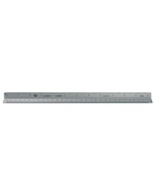 "Alvin 2200M-2 - 2000M Series 12"" Aluminum Engineer Triangular Scale ES7524"