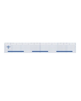Alvin Cutting Edge Ruler (2 Sizes Available) ES7525