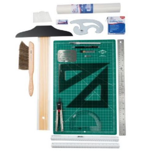 Alvin DKD-20 - Deluxe Drafting Kit