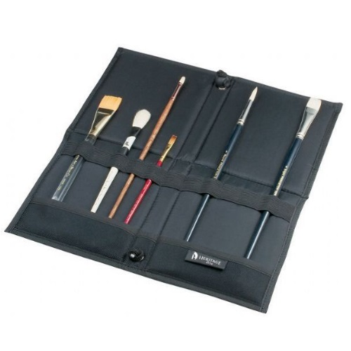 Alvin BH60 - 12-3/4 x 13-1/2 Heritage Arts Brush and Tool Holder