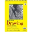 "Strathmore ST340-11 - 300 Series 11"" x 14"" Drawing Pad - Wire Bound ES8445"